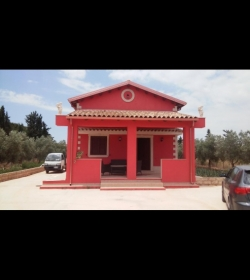 A Villa Manghisi